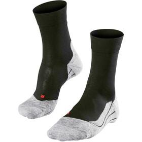 Falke RU4 Calcetines Mujer, negro/gris